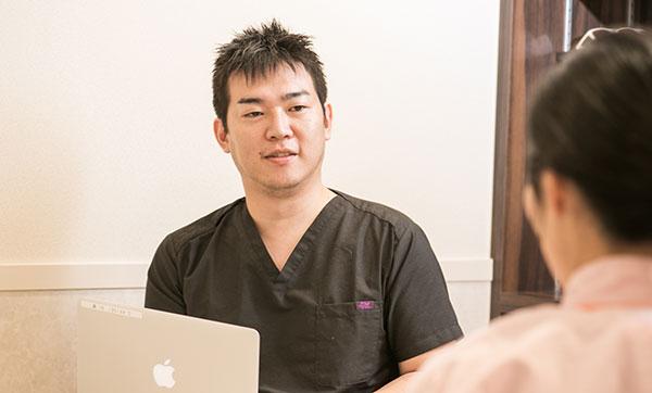 術後の無料検診