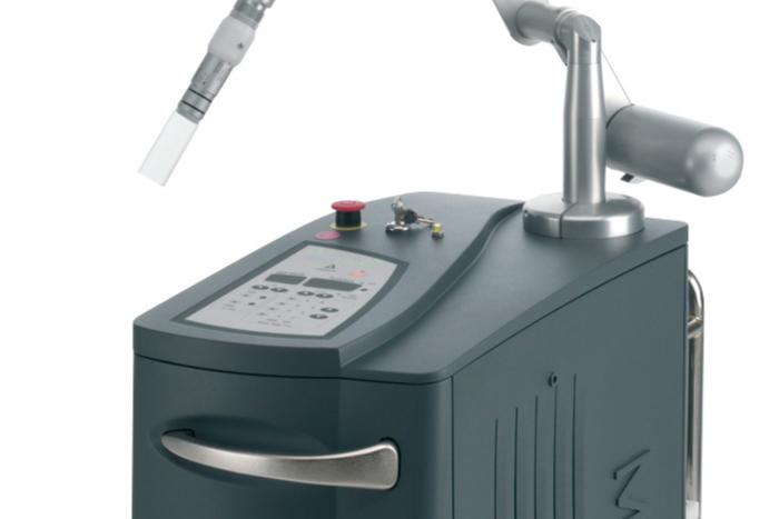 メドライト レーザートーニング 肝斑 qスイッチ yagレーザー