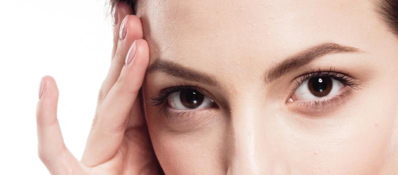 目のたるみ 二重 整形 眼瞼下垂