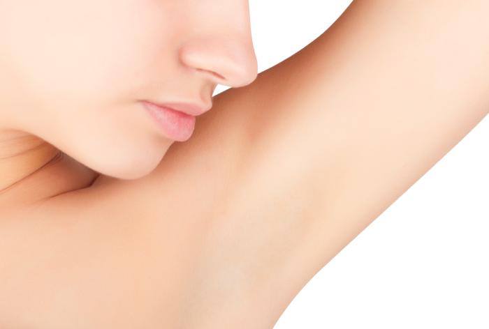 組織削除法 ワキガ 多汗症  腋臭 切除法 剪除法