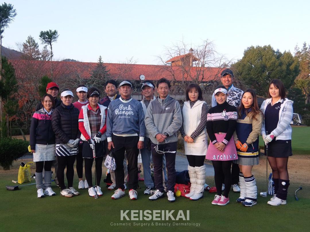 第9回 ゴルフ部コンペ