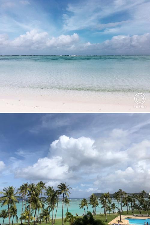 慰安旅行 Guam