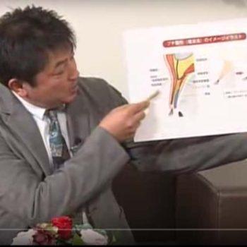 『あなたに適したパッチリ目元になる方法』というテーマで美容情報テレビ番組に出演しました。