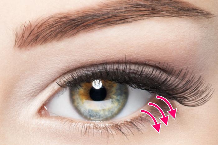 下眼瞼下制術 たれ目 垂れ目 目を大きくする つり目 キツネ目 大阪