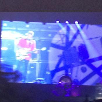 2013年大阪でのライブでのエディヴァン・ヘイレンの画像